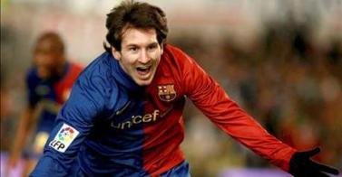 La Liga de Messi