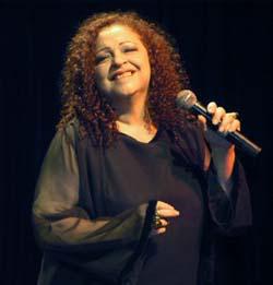 Sonia Silvestre en el Festival de la Trova Pepe Sánchez