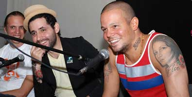 Calle 13  en La Habana