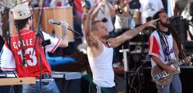 Calle 13 arrasa en La Habana