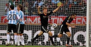 Mundial 2010 - Alemania espera su revancha ante España