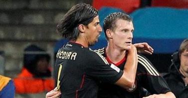 Sudáfrica 2010: Alemania tercero, venció 3-2 a Uruguay