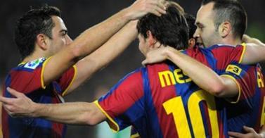 Copa del Rey - Messi saca todo su oro para tumbar al Betis