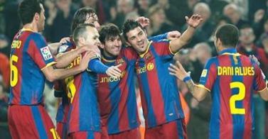 Messi sigue haciendo mucha pupa al Atlético