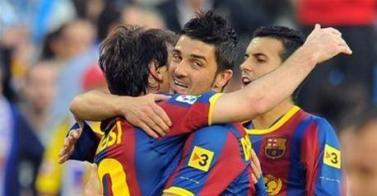 Tres del Barça, mejor que 25 del Madrid