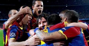 Clasificó el Barza para cuartos de final en la Champions