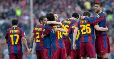 El Barça deja la Liga vista para sentencia