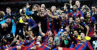 Liga de Campeones - El mejor Barcelona conquista la Cuarta