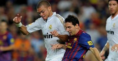 Supercopa de España - Messi decide un Clásico