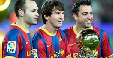 Cruyff no daría a Messi el Balón de Oro