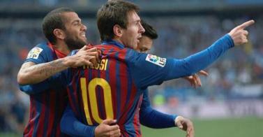 Un Messi estelar quiere ganar la Liga
