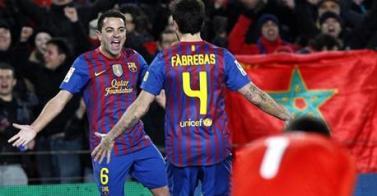 Copa del Rey - El Barcelona vuelve a una final al derrotar al Valencia