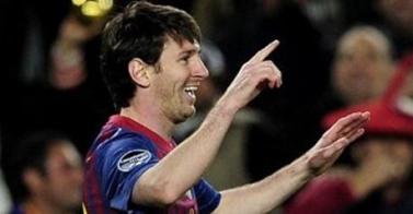 Champions League - Europa aplaude el mayor show de Messi