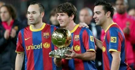 El Betis estaba siendo el mejor equipo que había pasado por el Camp Nou hasta que apareció el mejor jugador del mundo. Al final, otra manit - 2