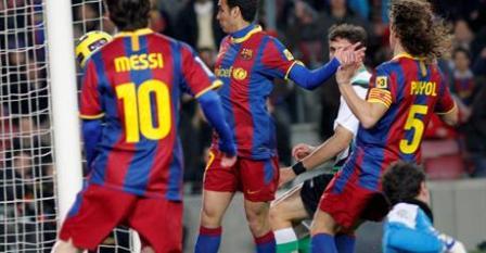 Los de Guardiola volvieron a mostrar un fútbol de quilates y sumaron una victoria con la que completan una vuelta entera de escándalo. - 2