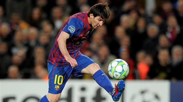 El Barcelona no ha tenido ninguna piedad del Bayer Leverkusen (7-1) y avanza a cuartos de final de Champions en la noche más grande de Messi - 2